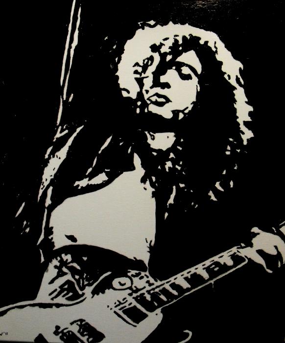 Jimmy Page por dutch036